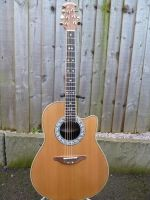 Ovation Legend rebuild © 2019 Guitar Angel