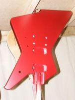 Ibanez Destroyer restoration  metallic red © 2018 Guitar Angel