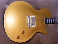 goldtop gold metallic (new) nitrocellulose © 2020 Guitar Angel