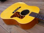 Extensive 'back off' restoration of 1936 Gibson J35 © 2020 Guitar Angel