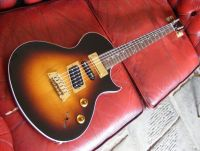 Gibson Nighthawk refinish © 2020 Guitar Angel