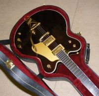 Gretsch, fretwork, setup © 2020 Guitar Angel