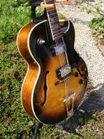 60's Gibson ES175 set up and service © 2021 Guitar Angel