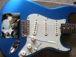 1964 Fender stratocaster, comprehensive restoration © 2020 Guitar Angel