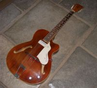 60's Vox Tornado, recommission © 2021 Guitar Angel