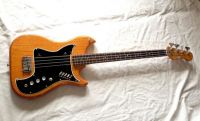 60's Burns Nu sonic bass refurbishment © 2020 Guitar Angel