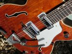 1963 Gretsch Tenessean Neck reset and restoration © 2020 Guitar Angel