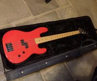 1980's Charvel bass set up © 2020 Guitar Angel