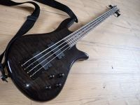 Spector bass set up and mods for heavy strings © 2020 Guitar Angel