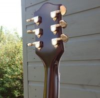 Gretsch Rancher headstock repair © 2021 Guitar Angel